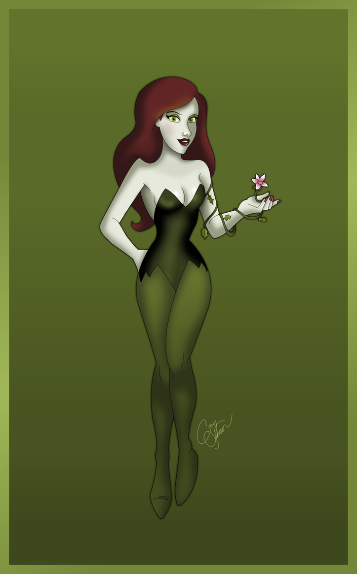 Poison Ivy by Cor104
