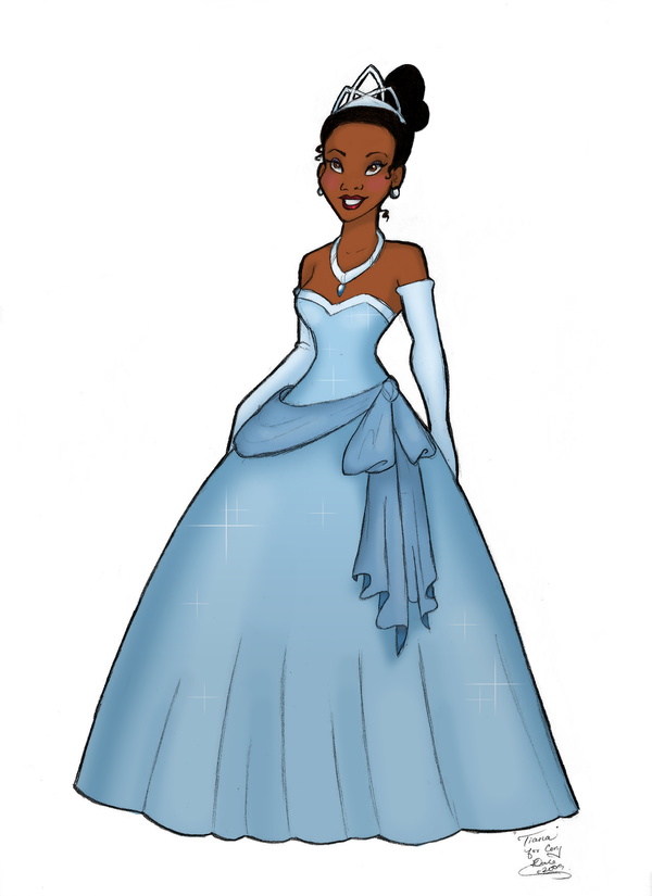 Tiana-by Kerry by Cor104 on DeviantArt