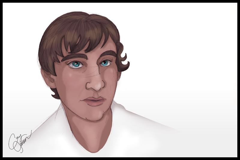Self Portrait by Cor104