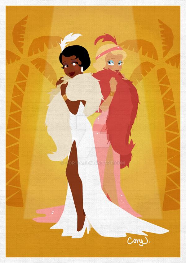 New Orleans Divas by Cor104