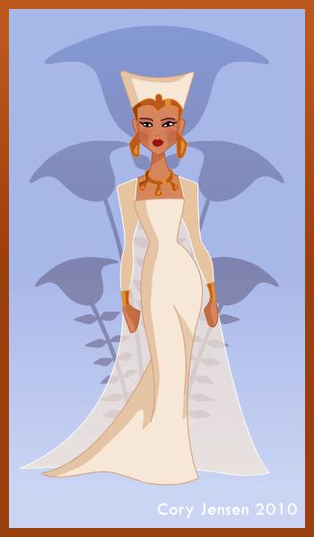 Amneris Design- 01 by Cor104