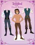 Flynn Rider Paper Doll