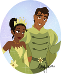 Tiana and Naveen Preview