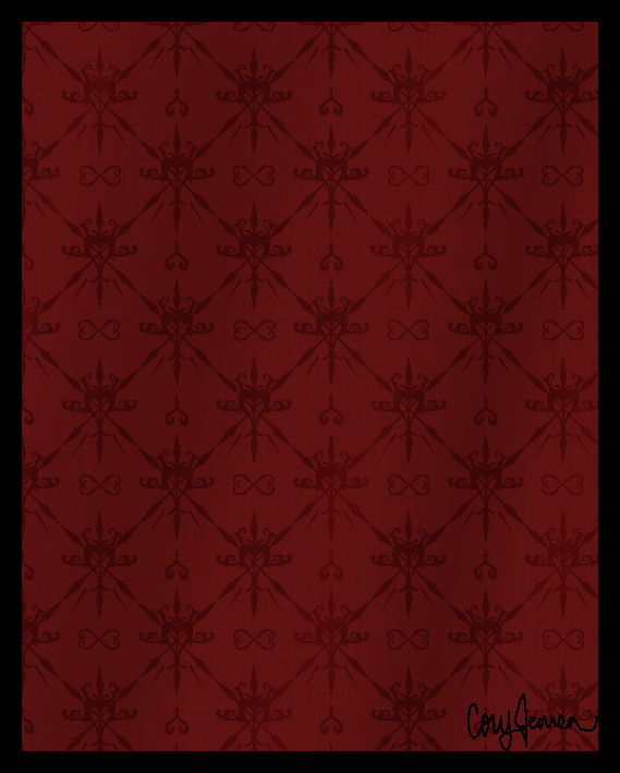 Gothel Fabric Pattern by Cor104