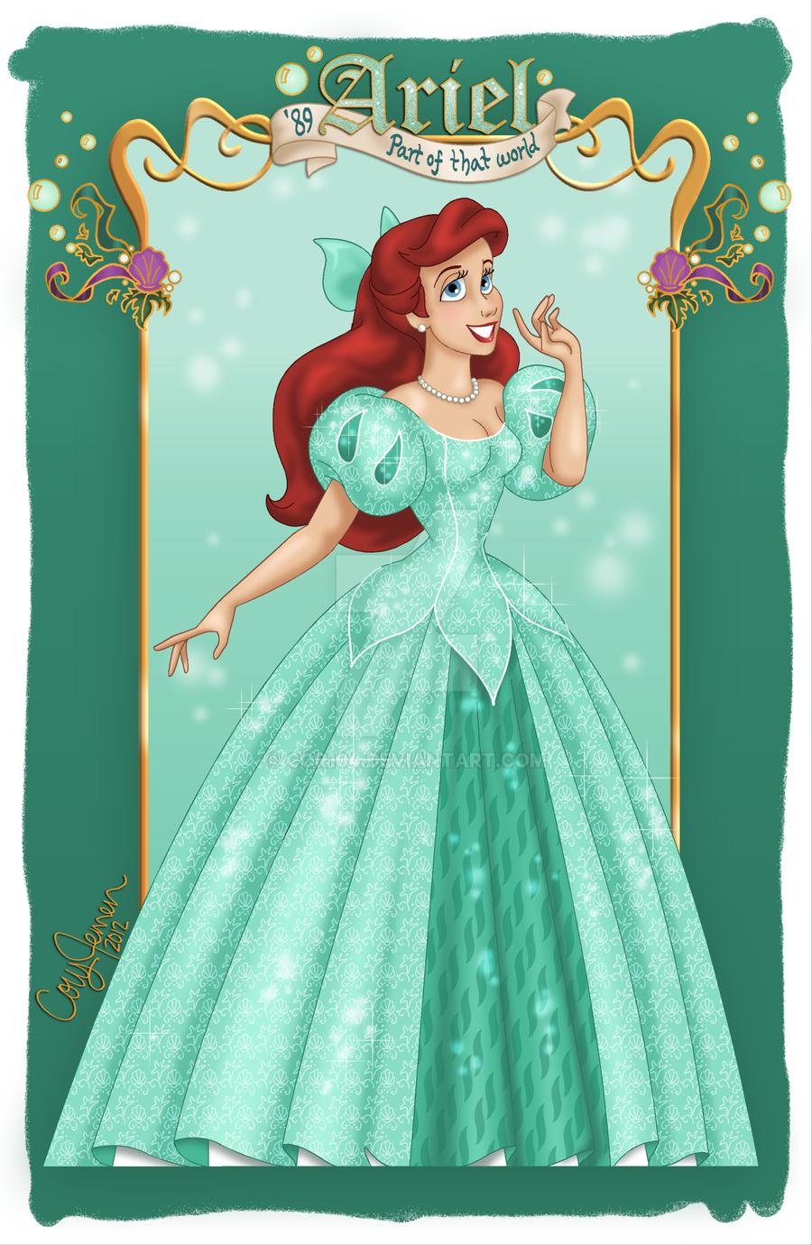 Princess Ariel by Cor104