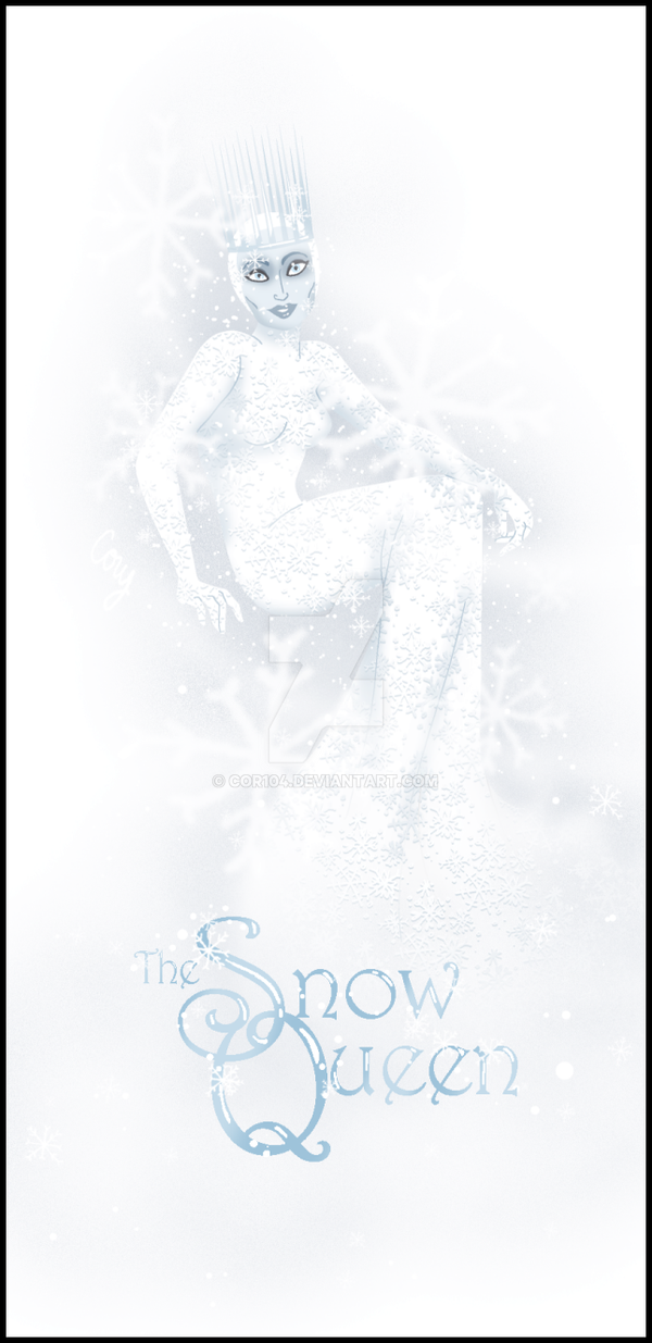 The Snow Queen, Delicate and Grand by Cor104