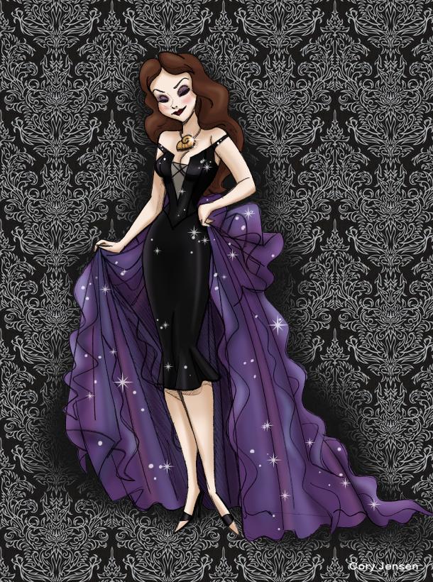 Designer Villains: Vanessa by Cor104