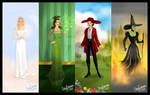 The Witches of Oz the Great and Powerful