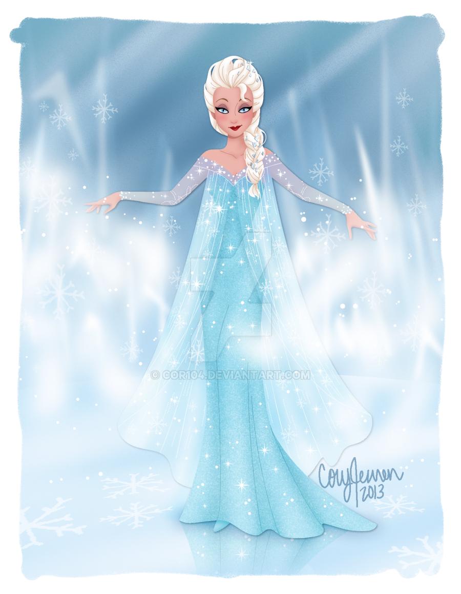 Elsa by Cor104