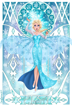 Nouveau Elsa