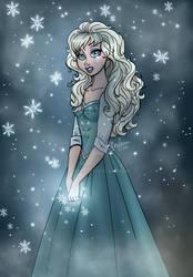 Elsa's Frozen Tears
