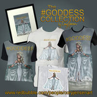The #Goddess Collection