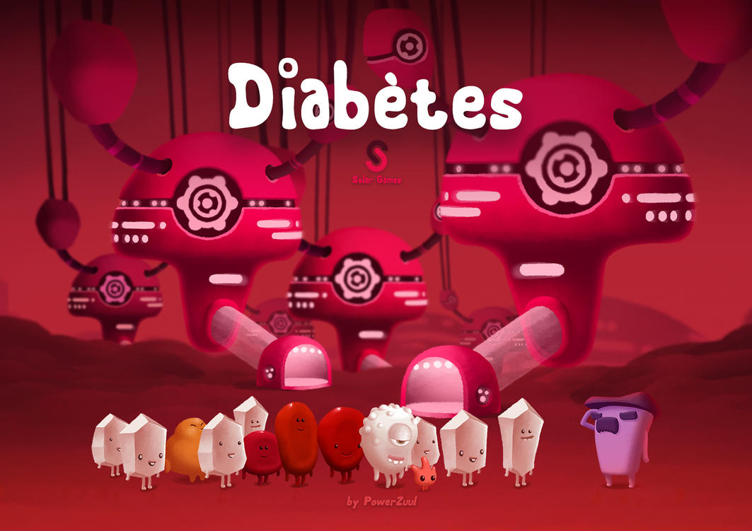 Diabetes by Powerzuul