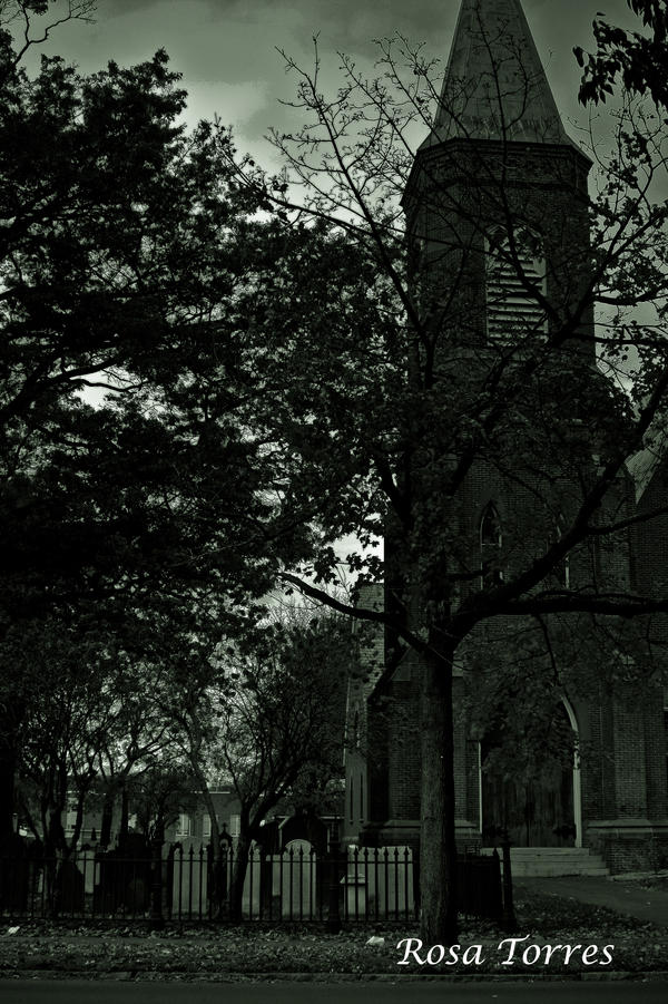Church and Cemetary