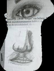 Nose+eye