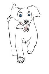 Dog PS sketch