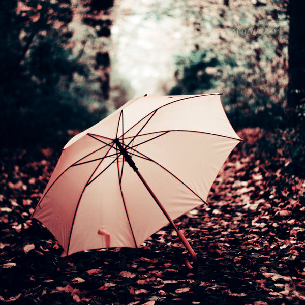 My umbrella... by 6Artificial6