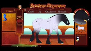 SA   Orias   Champion   Aodh