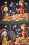 Tea Party by KociGrzbiet