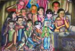 Family Portrait by KociGrzbiet