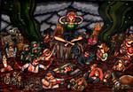 Madness by KociGrzbiet