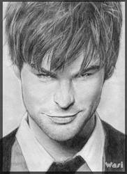 Chace Crawford by electrifeir4