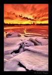 Flaming Ice by Behindmyblueeyes