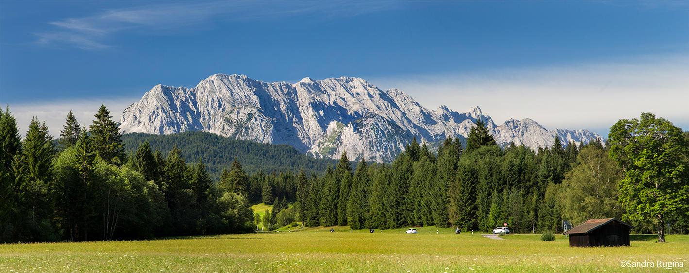 Tirol Panorama by Behindmyblueeyes
