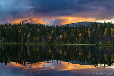 Lapland by Behindmyblueeyes