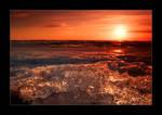 Ganymede sunset