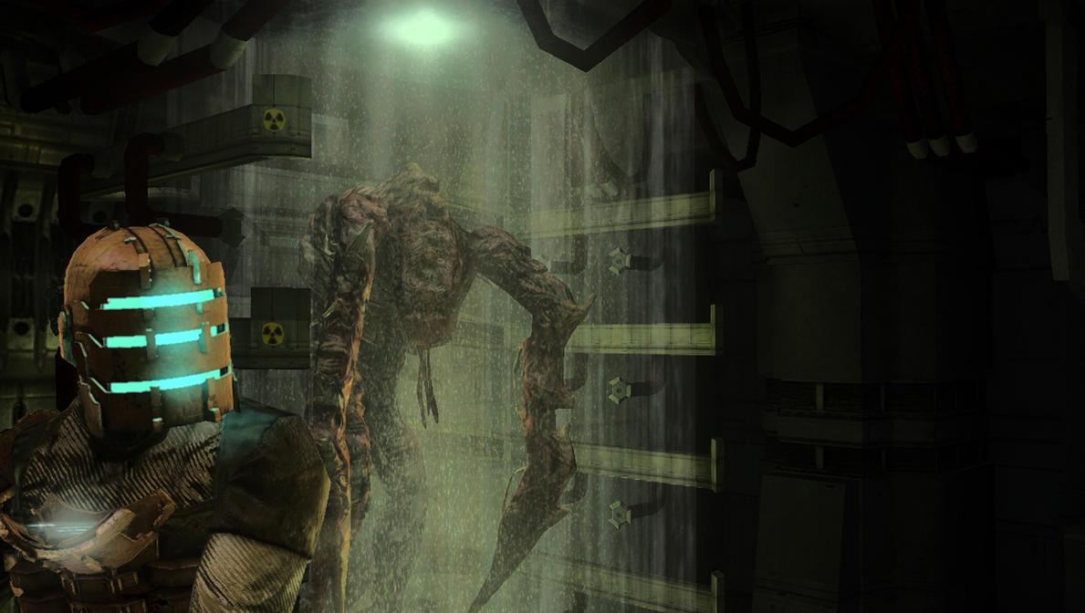 Dead Space Necromorph Hunter by V-D-K