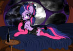 a date with Twilight Sparkle