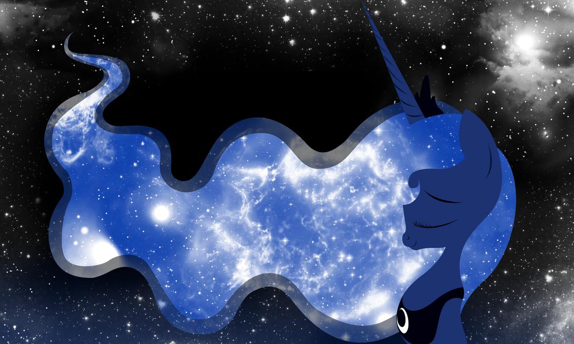 The stars inside her mane by V-D-K