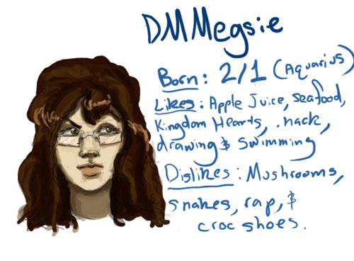 DMMegsie's Profile Picture