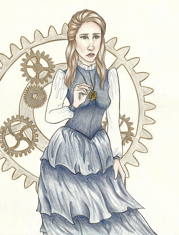 Tessa Gray by achelseabee on DeviantArt