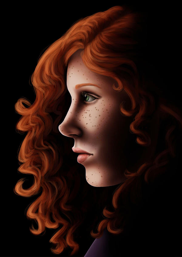 Clary Fray by achelseabee on DeviantArt