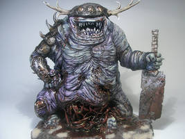 Great Unclean One by AlexKonstad