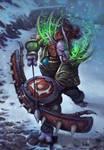 World of Warcraft Troll Archer