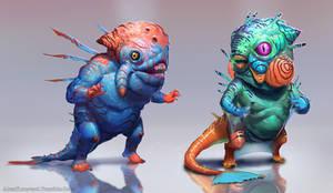 Fishmen of the Deep