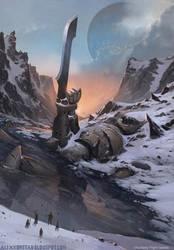 Forgotten Wars by AlexKonstad