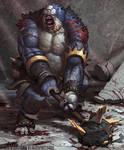 Cyclops King, King of Clubs