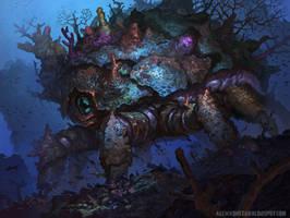 Coral Strider by AlexKonstad