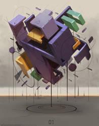 Unit 01 by AlexKonstad