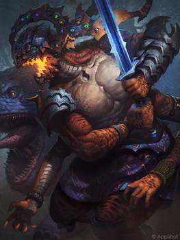 Reptile Lord Advanced
