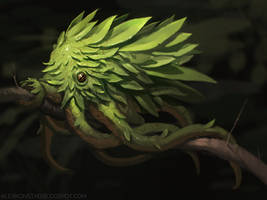 Leaf Octopus