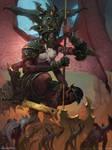 The Demonic Subjugator - Advanced