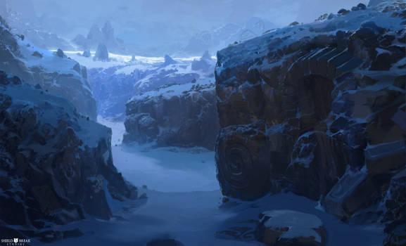 Giants Chasm - BIERZERKERS! by AlexKonstad