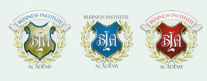 b.i. logo sketches