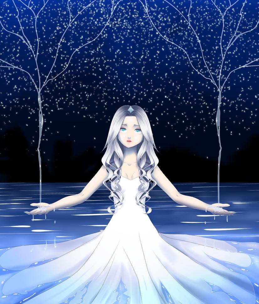 Tears Queen by sayeko