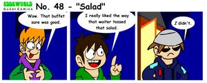 EWGUESTCOMIC No. 48 - Salad